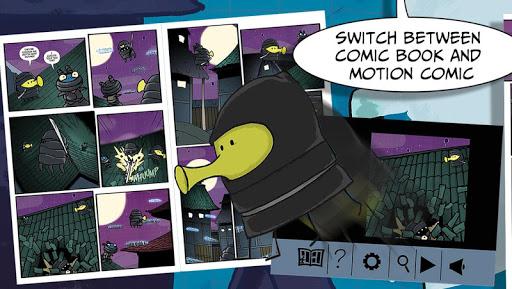 Doodle Jump M Comic 1 2