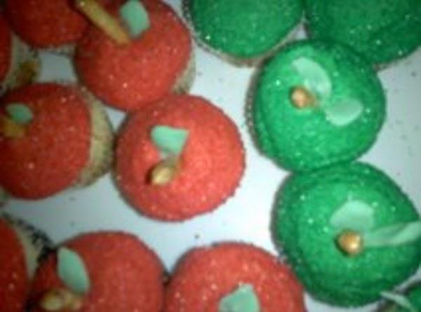 Sour Apple Cupcakes Recipe