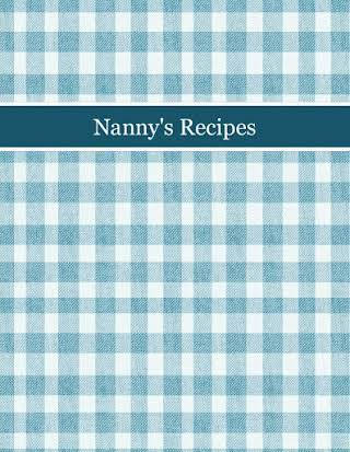 Nanny's Recipes