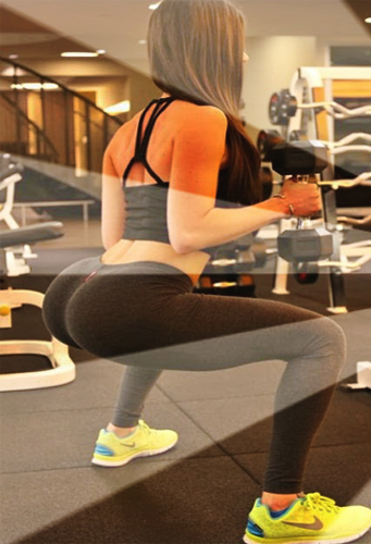 Big butt workout tutorial