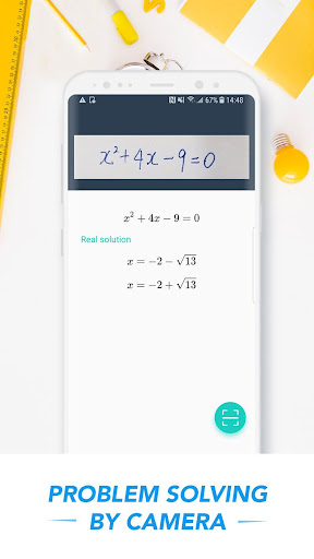 Screenshot for Super Calculator - Solve Math By Camera in United States Play Store