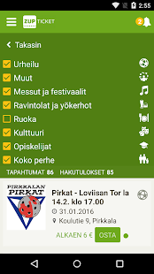 ZUPticket- screenshot thumbnail