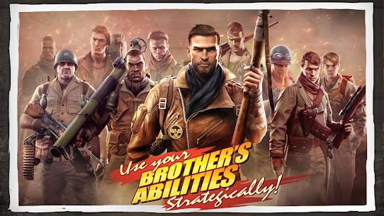Brothers in Arms 3 MOD APK 1.5.1a (VIP, Free Shopping) 2