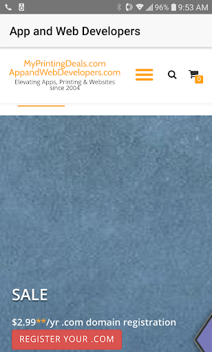 App and Web Developers screenshot 3