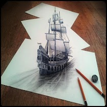 DIY 3D Drawing Ideas - screenshot thumbnail 09