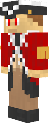 An updated version of my Redcoat Soldier