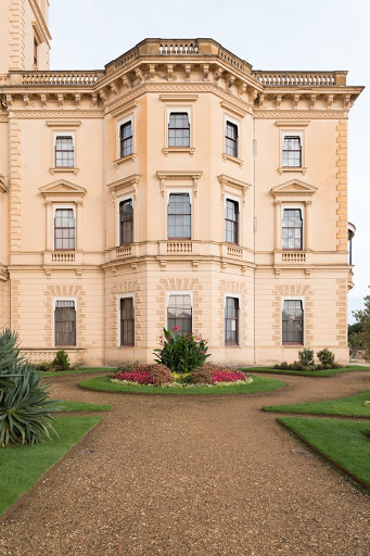 View of Osborne House