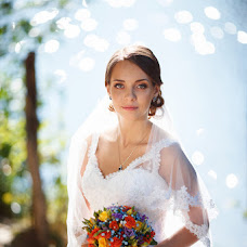 Wedding photographer Pavel Kosukhin (Pakos31). Photo of 26.09.2014