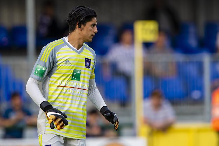 En fin de contrat avec Anderlecht, Ilias Moutha Sebtaoui file... au Sporting de Charleroi