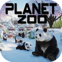 Planet Zoo-Building A Wildlife World