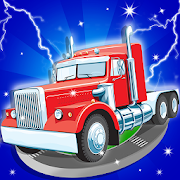 Idle Truck Merge Clicker Tycoon \ud83d\ude9a
