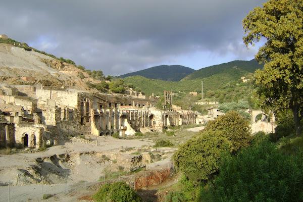 Miniera abbandonata di ariosa