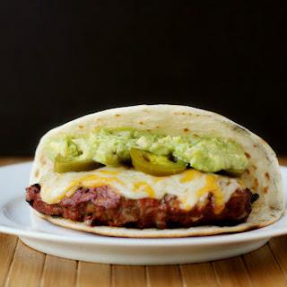 Half-Moon Taco Burgers