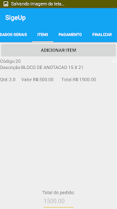 SigeUp Pedidos screenshot 5