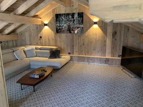 Location chalet meublé 7 pièces 200 m2