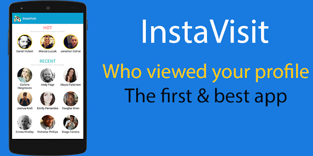 InstaVisit Who Views Instagram screenshot
