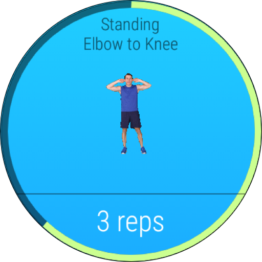 Gymatic Person Trainer Workout screenshot 1