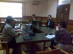 Foto bareng mas Romi di VEDC Malang