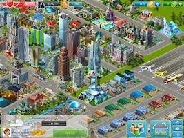 Screenshot of Airport City
