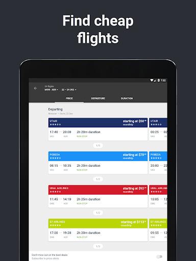 Hotels and Flights  screenshots 8