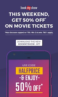 BookMyShow–Movie Tickets,Plays screenshot 00