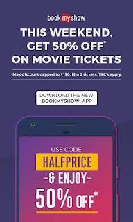 BookMyShow–Movie Tickets,Plays screenshot 00