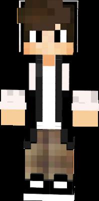 Pirata Minecraft Nova Skin - Skins para minecraft 1 8 pirata