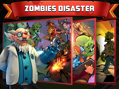 Clash of Zombies 2: Atlantis- screenshot thumbnail