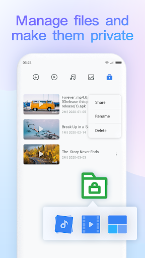 Mi Browser Pro - Video Download, Free, Fast&Secure 12.5.0-g screenshots 5