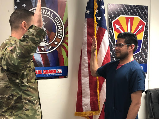 Arizona National Guard Recruiting Google