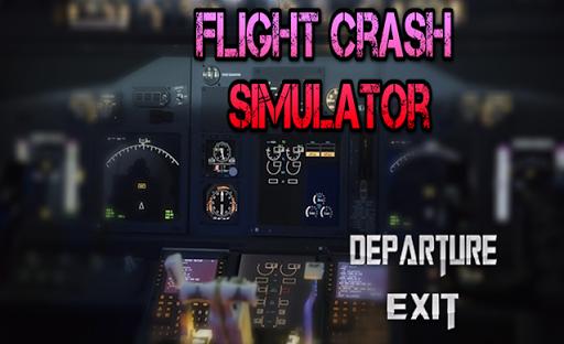 Flight Crash Simulator