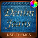 Denim Jeans Theme for Xperia icon
