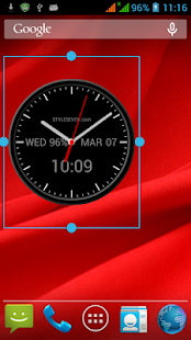 Watch Live Wallpaper-7 - náhled