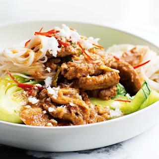 Coconut And Chilli Pork Stir-fry