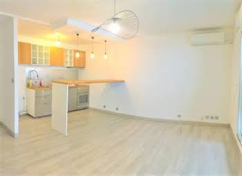 Appartement 2 pièces 42,77 m2