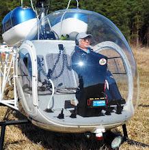 Photo: 1:4   Bell 47 GIII   Heiner Schaefer   Germany