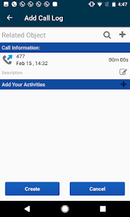 Call Tracker for PipelineDeals CRM- screenshot thumbnail