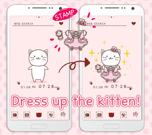 Cat wallpaper-Dress-Up Kitten 1.0.1 Windows u7528 1