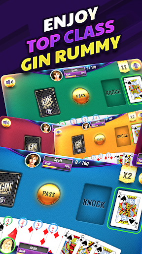 Gin Rummy 2.4.5 screenshots 1