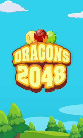 Dragon 2048 1.0 screenshot 135177