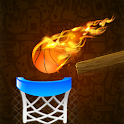 Touch to Goal: Basket Ball 2020 Games icon