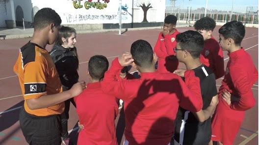 El deporte toma impulso en El Puche