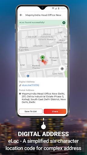 MapmyIndia Move: Maps, Navigation & Tracking 9.5.0 screenshots 4
