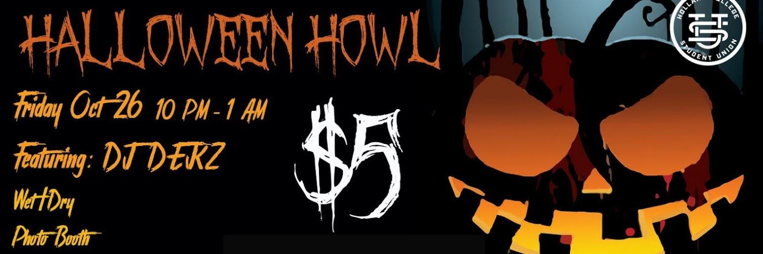 HCSU Halloween Howl