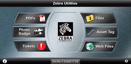 Zebra Utilities - Apps on Google Play