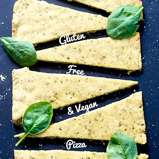 Pizza Dough Recipe that is Gluten Free and Vegan