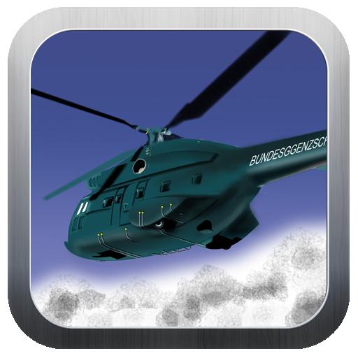 模拟のヘリコプターシミュレータ3D LOGO-記事Game