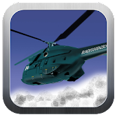 Helicopter fly simulator 3D