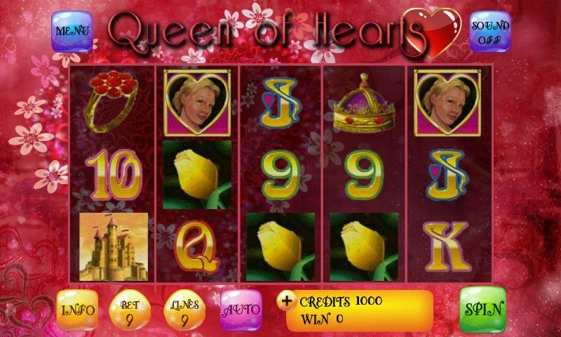 free slots online to play queen of hearts online spielen