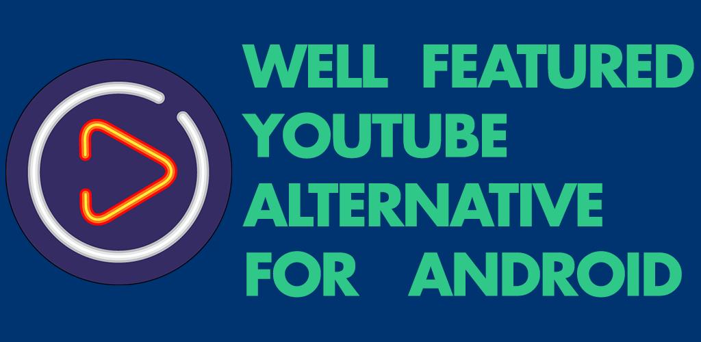 Alpha Tube - YouTube Alternative 2 1 Apk Download - com